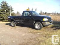 Make Ford Model F-150 Year 1997 Colour black kms