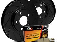 Canadian Manufactured Rotor & & Braking Pads beginning