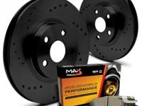 Canadian Manufactured Rotor & & Braking Pads beginning