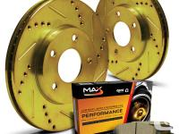 . Canadian Manufactured Blades & & Braking Pads