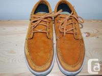 VANS The golden state 106 Moccasin Sudan Brown  Buttery