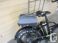This is one of the most popular e bikes out there! the
