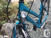 Women's medium size Swiss bike, 27 speed...very nice