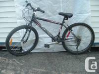 """24"""" """"Nakamura"""" bike for girl/boy ado 10-14 yrs old,"""