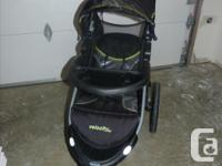 Great condition Made by Baby trend Great for on or off