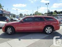 Make Dodge Model Magnum Year 2005 Colour RED kms