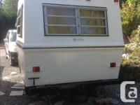 Vintage Refinnished Trailer, low price for pre winter