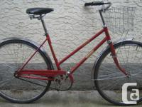 Venture - Commuter - Antique Cruiser This bike, like