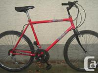 Venture - Road Runner - tall frame with 26 inch tires