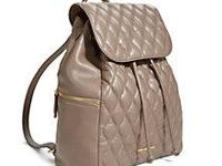 """This """"Amy"""" stylish backpack is updated with a"""