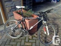 **Ideal for someone who wants a versatile bike: street