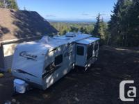 Very clean and in excellent condition Keystone cougar