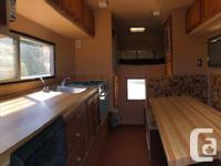 Very clean camper, one piece aluminum roof, bought off