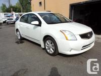 Make Nissan Model Sentra Year 2011 Colour white kms
