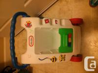 Very cute and handy baby walker and toy. I will sell
