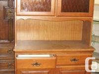 Very stylish colonial China Cabinet as pictured this is