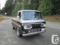 Make. Ford. Design. Econoline E150. Year. 1965.