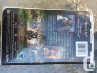 VHS - Disney's The Three Musketeers. Clamshell case.