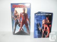 Wonder Daredevil VHS (2003) Ben Affleck, Jennifer