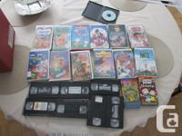 VHS Seveeral Children's Movies - $2 each: - Be my