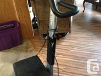 Vibraslim Physical exercise Machine.Paid $1300 plus tax