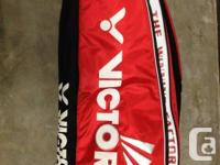 ** Winner 16-Piece Racquet Bag **. List price: