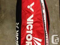 ** Winner 16-Piece Racquet Bag **. List price: