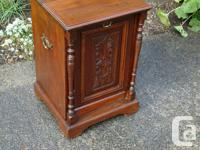 Early Victorian Washstand ..all original in restored