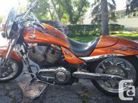 Make Victory Model Hammer Year 2006 kms 43000 This