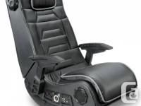 X Rocker Pro Series H3 4.1 -- 4 Speaker Surround Sound