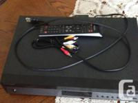 All in one video recorder for both dvd and vhs made by