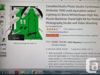 Misc Studio Equipment including metal supports for