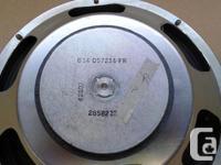 """Vintage Rola brand 12"""" instrument speaker Model"""