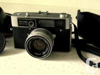 """VINTAGE AMICA """"EYELUX"""" CAMERA ACQUIRED AT AN ESTATE"""