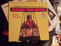 I have available Vintage Hang ' en High original motion