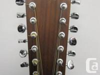 This is a fantastic, Vintage Martin D12-18 12 string