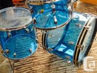 What you are looking at is a piece of drum history;
