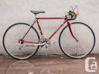 Vintage mid-1980s Norco road bike in great condition
