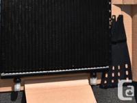 New - Vintage Air - Horizontal SuperFlow Condenser for