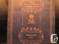1. The Illustrated London News Book 1953, Beautiful
