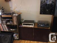 I have many turntables, amps/receivers, and speakers