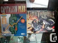 """Have a number of older """"Big Box"""" games all in mint to for sale  British Columbia"""