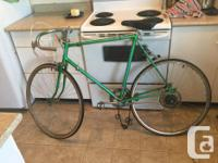 I've got two vintage bicycles that are in need of a new