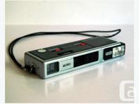Product Description This vintage camera, the Minolta
