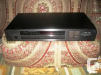 Vintage 1980s CARVER TX-2 Digital Audiophile AM/FM