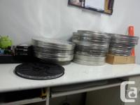 For Sale:  The following is a list of 16mm film reels
