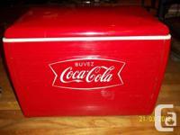 Buvez Coca-Cola. Very rare piece because written in