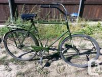 This individual is a 1971 Eaton Glider (Raleigh) single