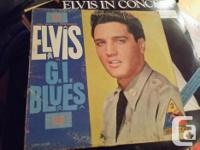 I have available one Vintage Elvis Presley GI Blues