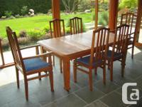 Golden Oak Design Arts & & Crafts Dining-room